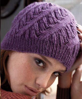 красивая шапочка