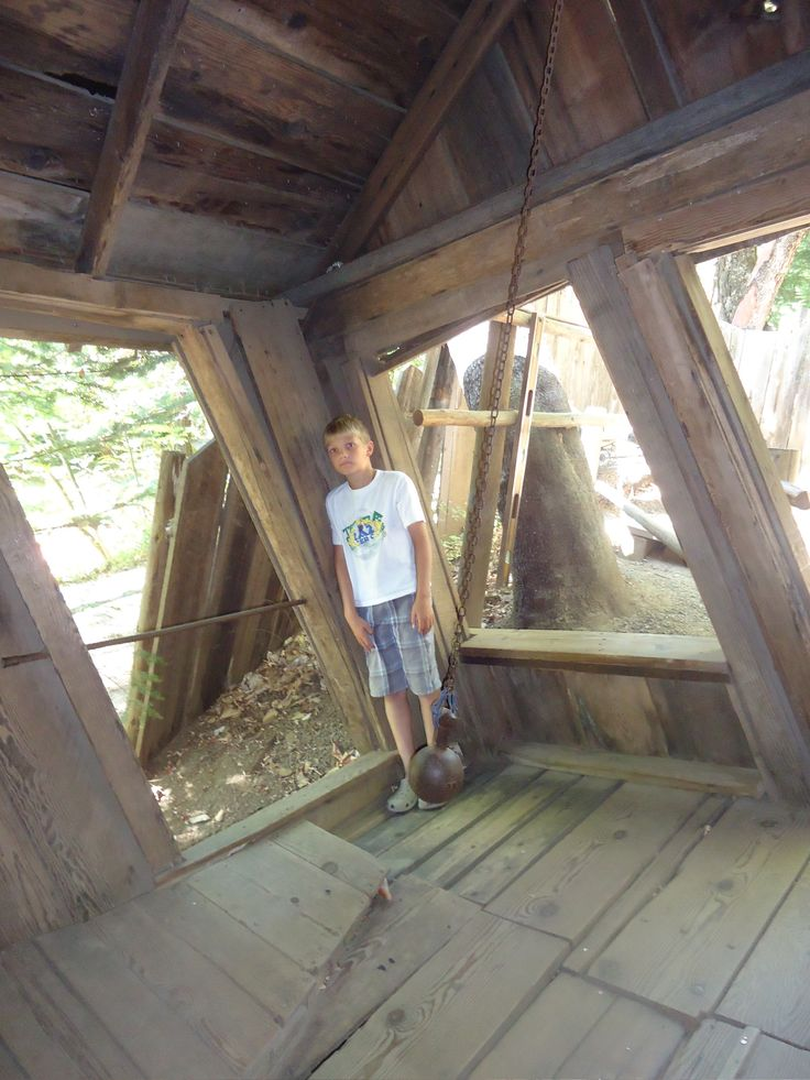 The Oregon Vortex and House of Mystery