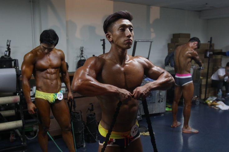 Mistrzowie w rzeźbieniu ciał