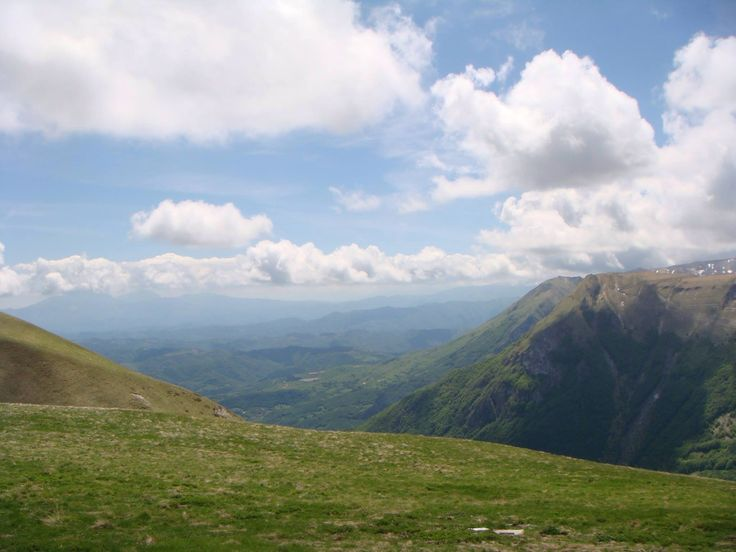 Walking in the Sibillini National Park in May. A drive away from our lovely holiday home!