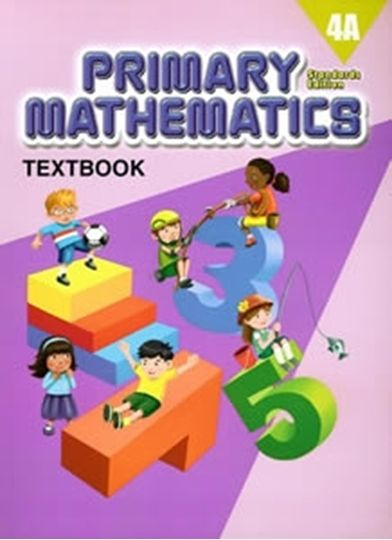 Picture of Singapore Math  Standards 4A Text
