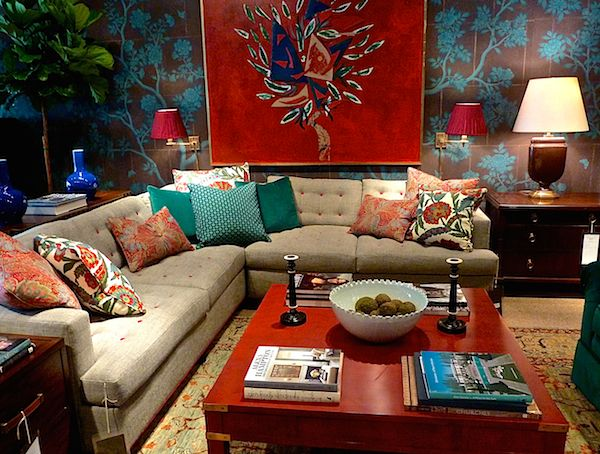 The Best of the 2014 Spring High Point Market