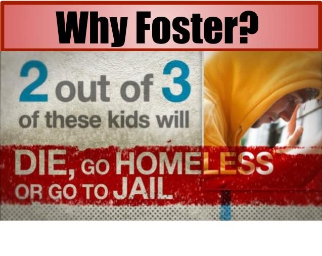 Why Foster? Statistics on foster care and reason to become a foster parent