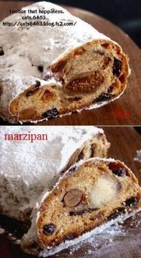 「自家製酵母でシュトレン2種」ROSA   お菓子・パンのレシピや作り方【cotta*コッタ】