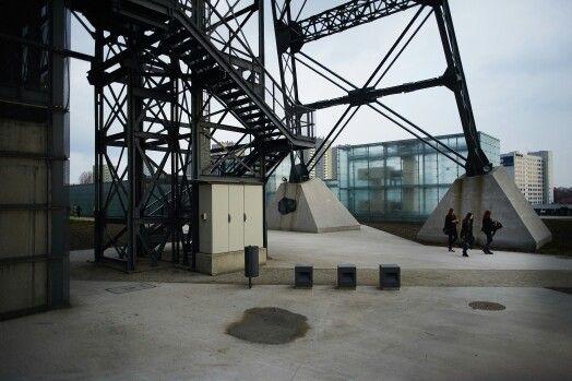 Muzeum Śląskie by Marcin Bałaban #katowice #architektura #architecture #contemporary #Silesia #silesianmuseum
