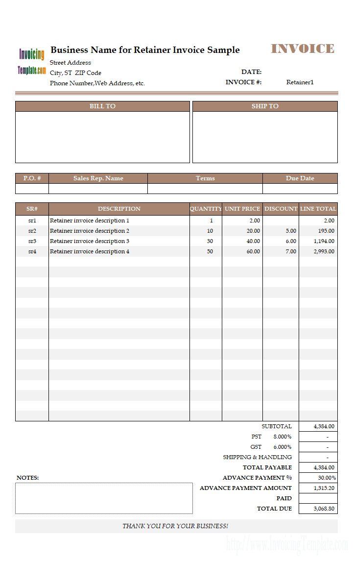 Best 25 invoice sample ideas on pinterest freelance for Jewelry television preferred account pay online service