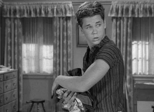 Wally Cleaver From Leave It To Beaver Wally Can Be A Stud Muffin And