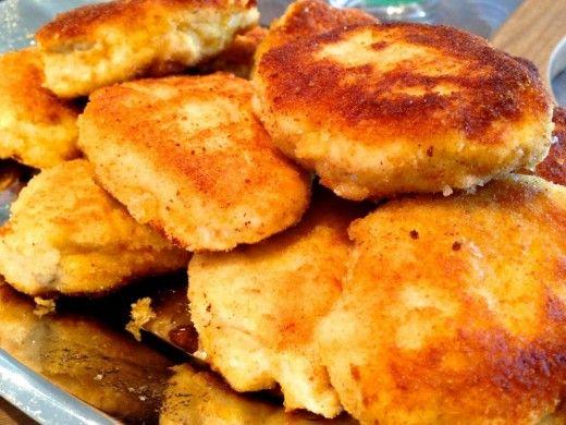 Chicken Nuggets im Thermomix selber machen