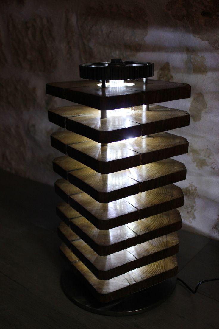 Innovative DIY Tripod Floor Lamp  Tripod