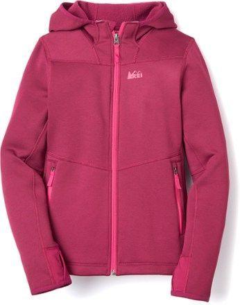 REI Co-op Girl's Activator Fleece Jacket
