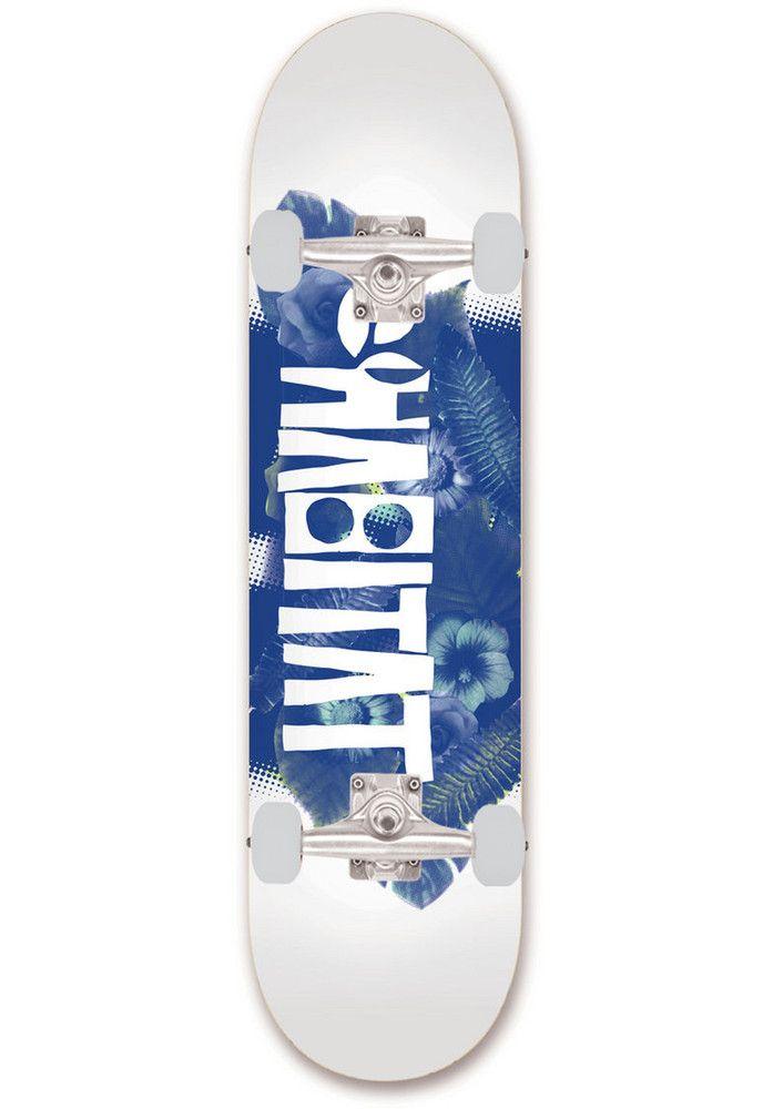 Habitat Foilage-Collage - titus-shop.com  #SkateboardComplete #Skateboard #titus #titusskateshop