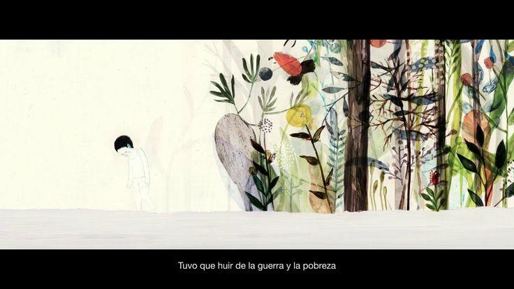 Les poings sur les iles Spainish subtitled. 'Les poings sur les iles' For CJ animation Text Elise fontenaille Illustration Violeta lopiz Dir...