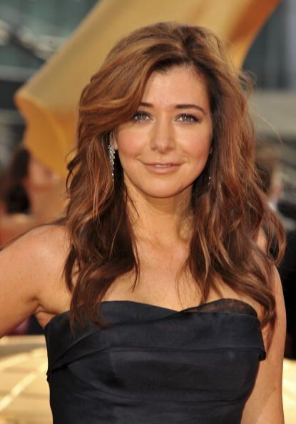 alyson hannigan hair - Google Search