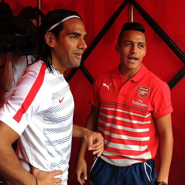 Sanchez And AS Monaco Player