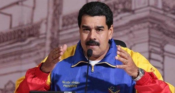 "¡POBRE INFELIZ! Maduro a Juan Manuel Santos: ""Híncate ante tu padre, soy tu padre"""