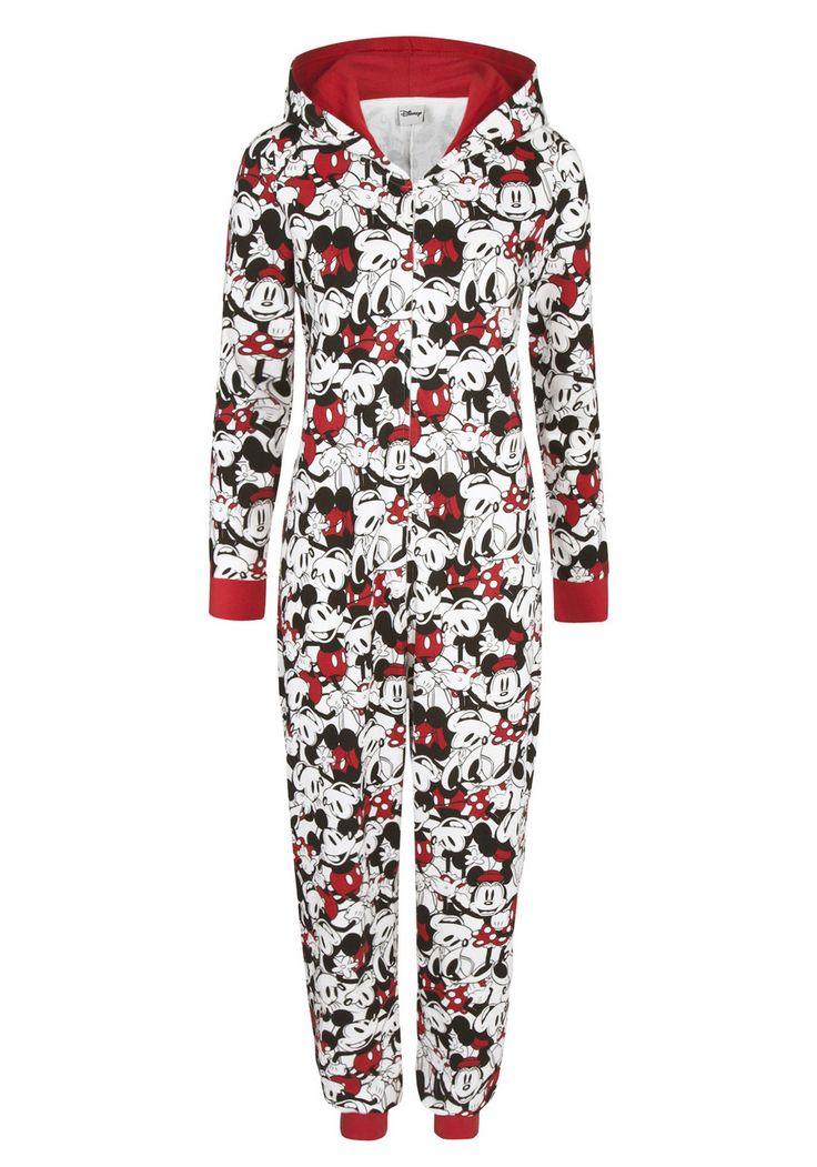 Clothing at Tesco | Disney Mickey Mouse Onesie > nightwear > Nightwear & Slippers > Women