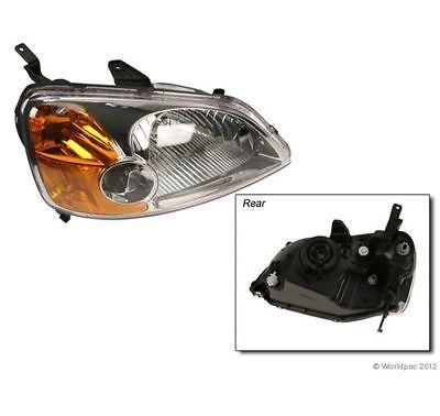 Passenger Genera Headlight Lamp Right Side Rh Hand For Honda Civic 2001-2003 #car #truck #parts #lighting #lamps #headlights #w01331802070