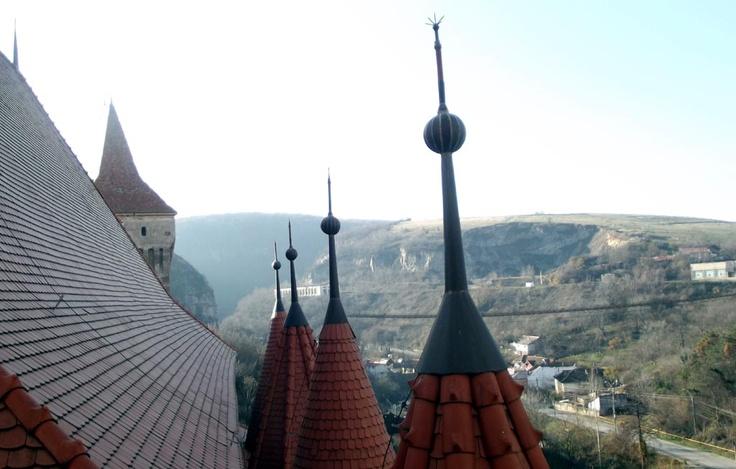 Castelul Corvinilor, detaliu