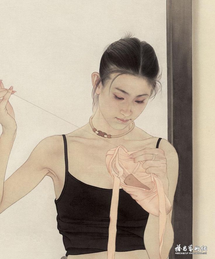 Él Jiaying | AFA - arte para adultos