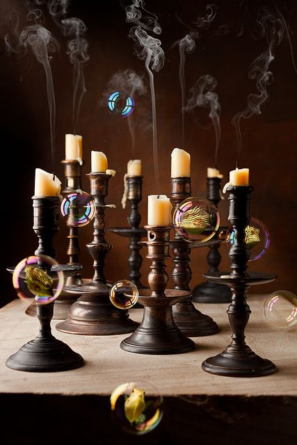 ~ A Forest of Candlesticks ~