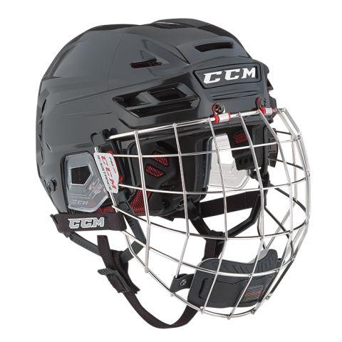 CCM Resistance 300 Hockey Helmet Combo