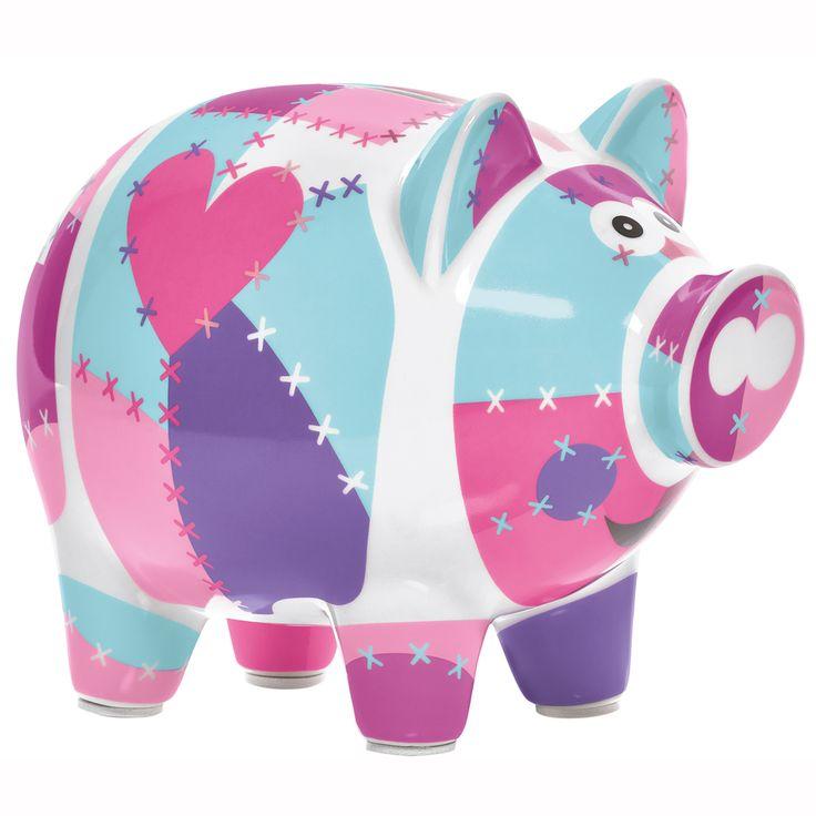 Philip Argent 2013 Large Piggy Bank - Havens