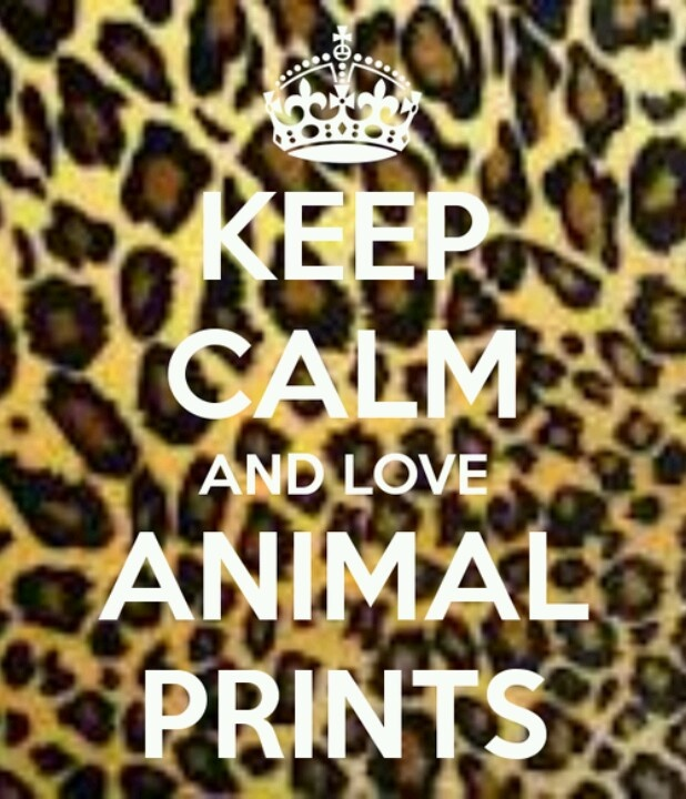 my favorite color martini glass leopard printsanimal - Animal Pictures Print Color