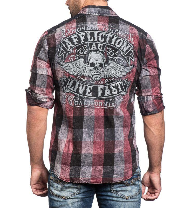 Affliction Clothing | Night Ride