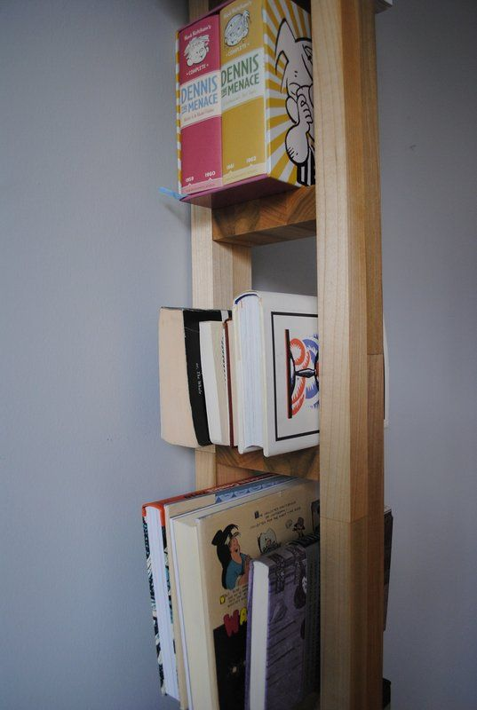 Tall Skinny Bookshelf in McKinley Park, Cook County ~ Krrb Classifieds