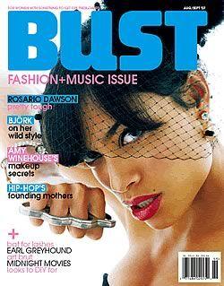 Rosario Dawson Aug/Sep 2007 Issue