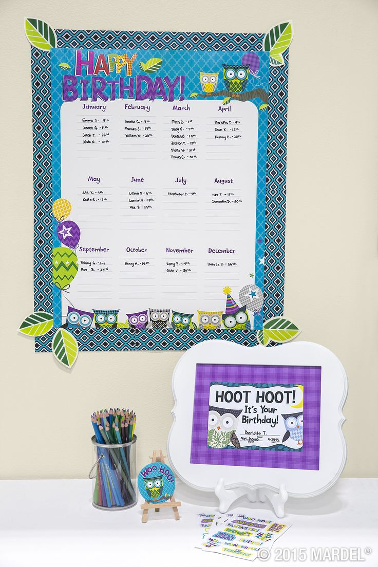 Mardel Classroom Decor ~ Best owls classroom collection mardel exclusive