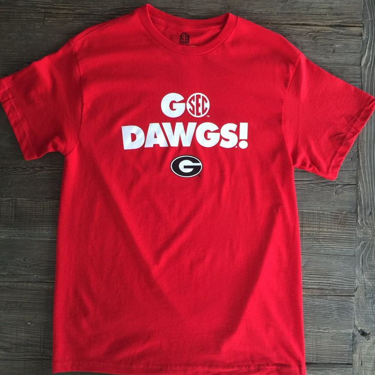 "UGA ""ESPN Collection"" Dawgs T"