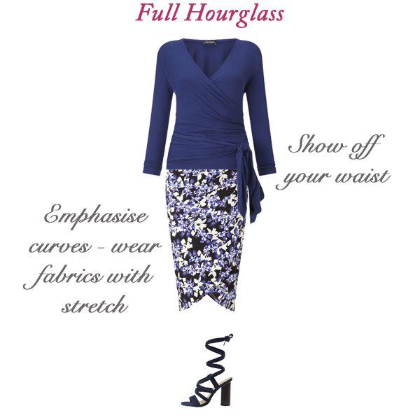 628ff03653d Best skirt styles for your body shape - full hourglass