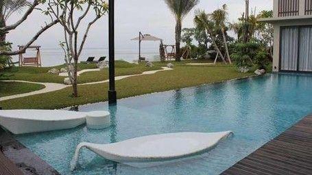 Serasa di Maladewa, Ini Pulau H yang Mewah di Kepulauan Seribu