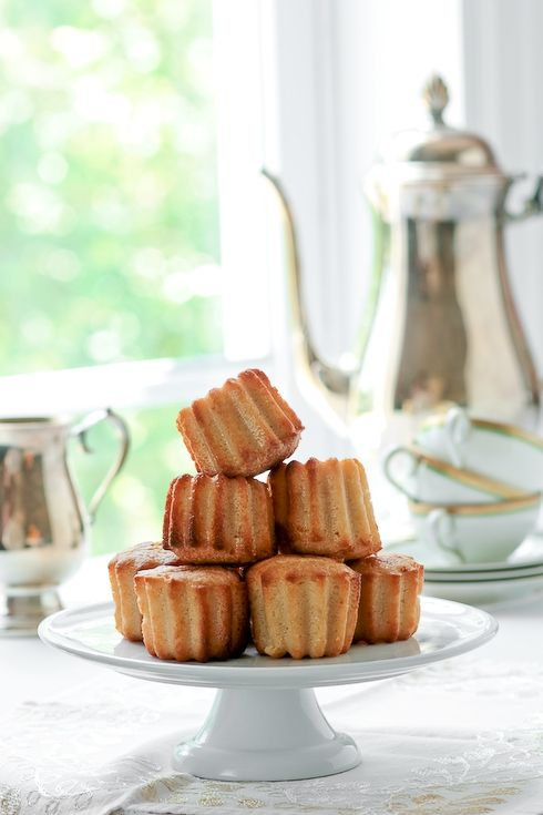 Tartelette: Indian Cardamom Mava Cakes