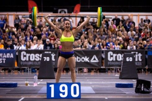 Camille Leblanc-Bazinet - her favorite foods. Eat like an athlete