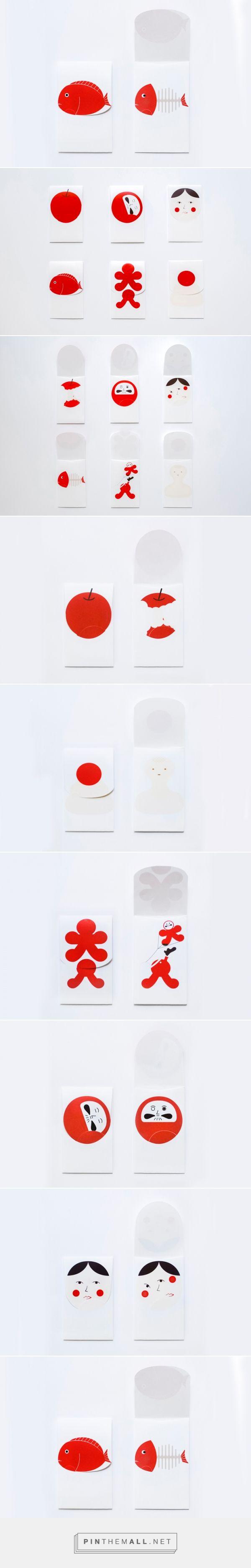 開けると不思議!もらってほっこり「ぽち袋」、D-BROSから発売 | デザイン情報サイト[JDN] - created on 2015-12-07 09:54:10