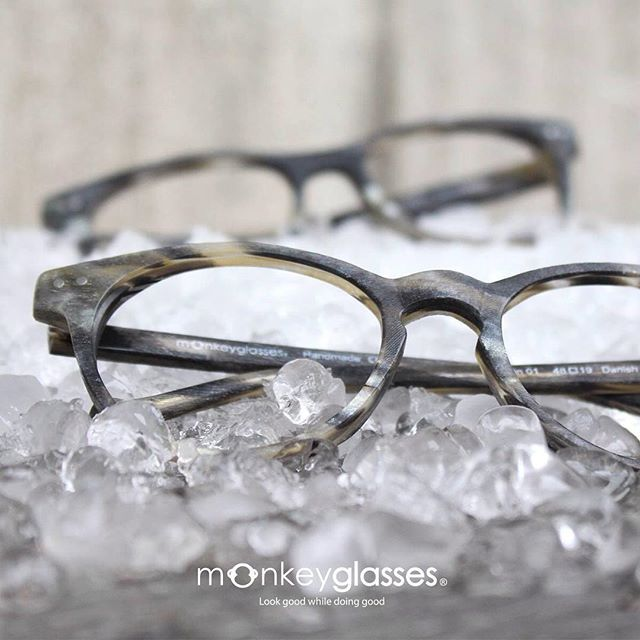 MonkeyGlasses @monkeyglasses Instagram / arctic collection eyewear danish design glasses streetstyle sustainable fashion