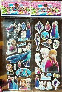 Stickers cartone animato Frozen. http://s.click.aliexpress.com/e/6miiYNv