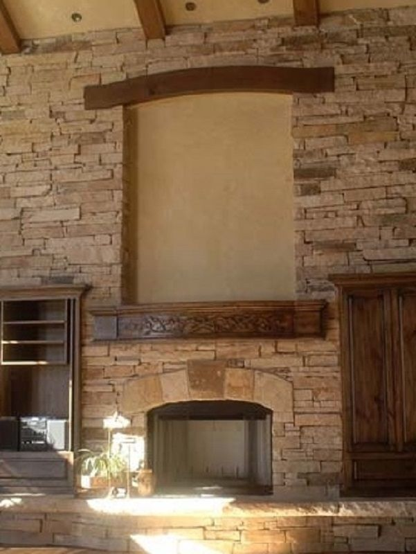 22 best Indoor Fireplaces by Empire Stone Company images on Pinterest