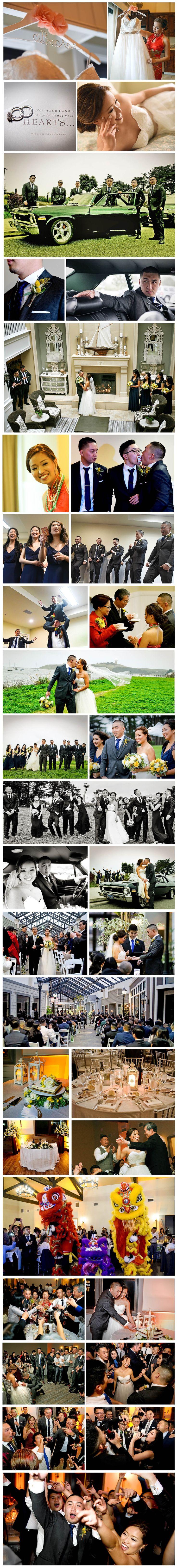 Oceano Hotel Wedding in Half Moon Bay - Kurty Photography Blog - Kurty Photography