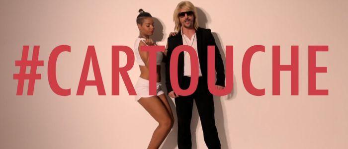 Sébastien Patoche parodie Blurred Lines de Robin Ticke dans son nouveau clip délirant : La cartouche.