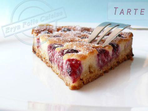tarte mascarpone vanille framboise, testée et approuvée!