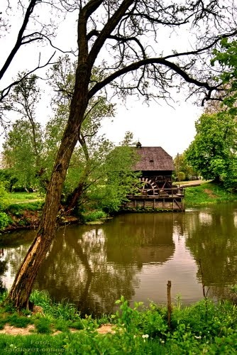 Old Watermill in Túristvándi, Hungary by Sárdi A. Zoltán