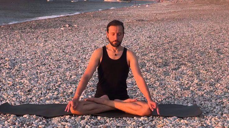 Хатха Йога. Средний Уровень Практики. 3-й день.