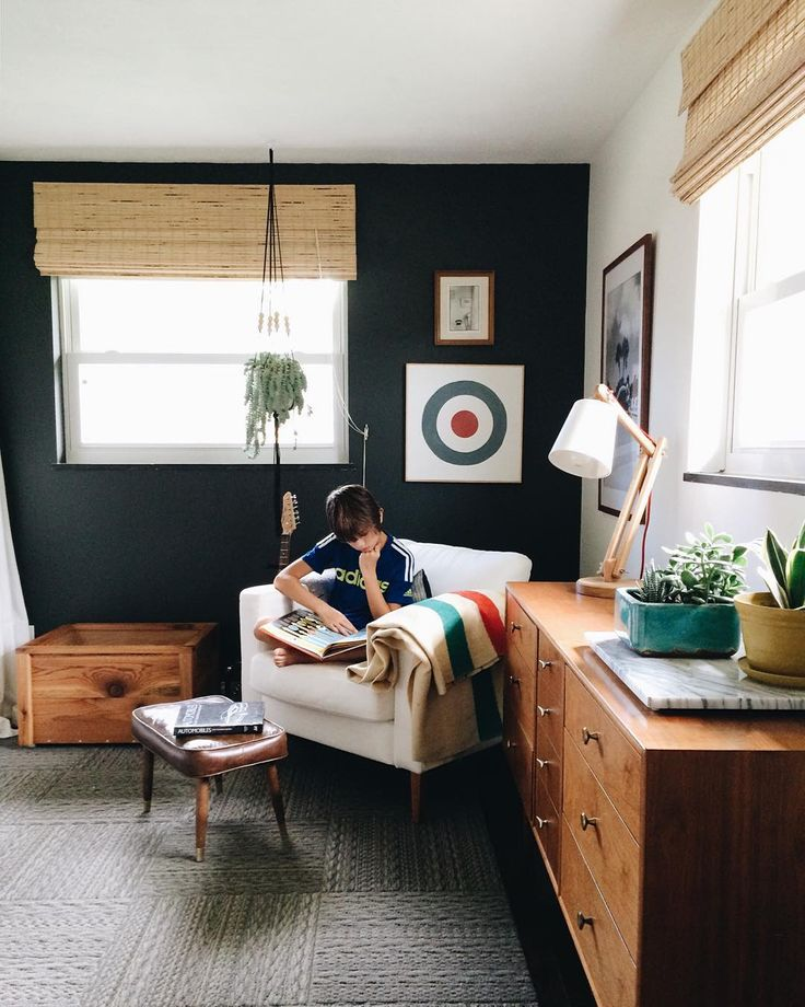 25+ Best Ideas About Charcoal Walls On Pinterest