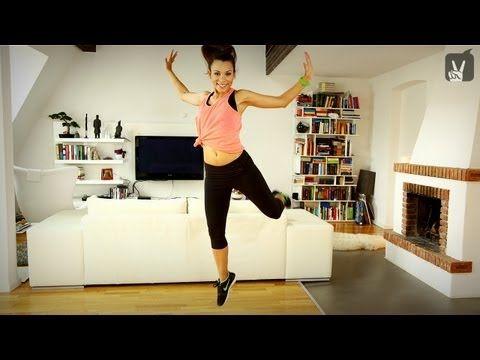 Spaß mit Zumba-Style Dance Workout!