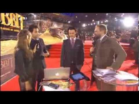 Richard Armitage The Hobbit  The Desolation of Smaug Europe Premiere
