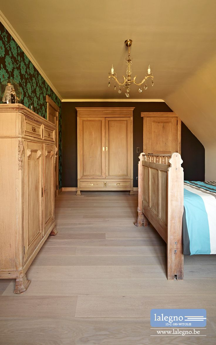17 best images about wood floors in bedrooms parket in slaapkamers parquet dans ma chambre - Home decoratie interieur trap ...