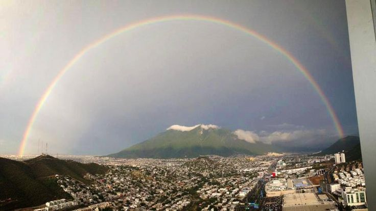 Monterrey. Even though sometimes I want to get the hell out of this city, I still love it.
